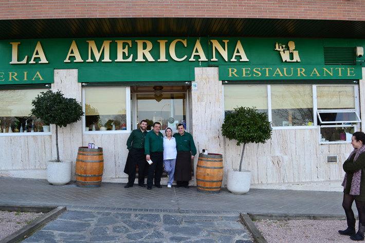 Restaurante en Pozuelo de Alarcón